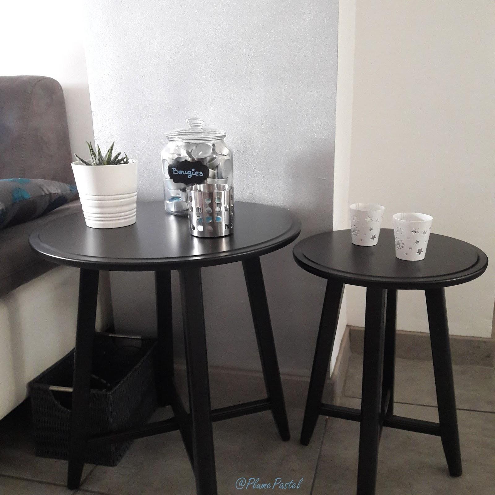 Ikea tables gigognes elegant gallery of plante interieur avec petite table cuisine ikea beau - Tables gigognes verre ikea ...