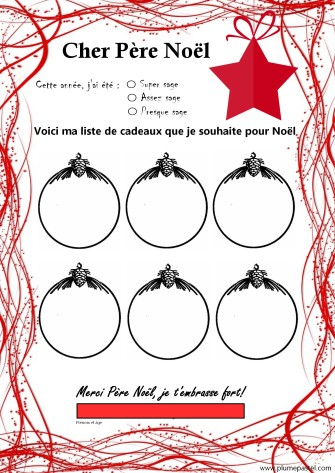 free printable noel, lettre pere noel printable, lettre pere noel à imprimer