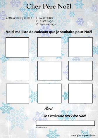 printable lettre père noel, modèle lettre papa noel, lettre pere noel à imprimer