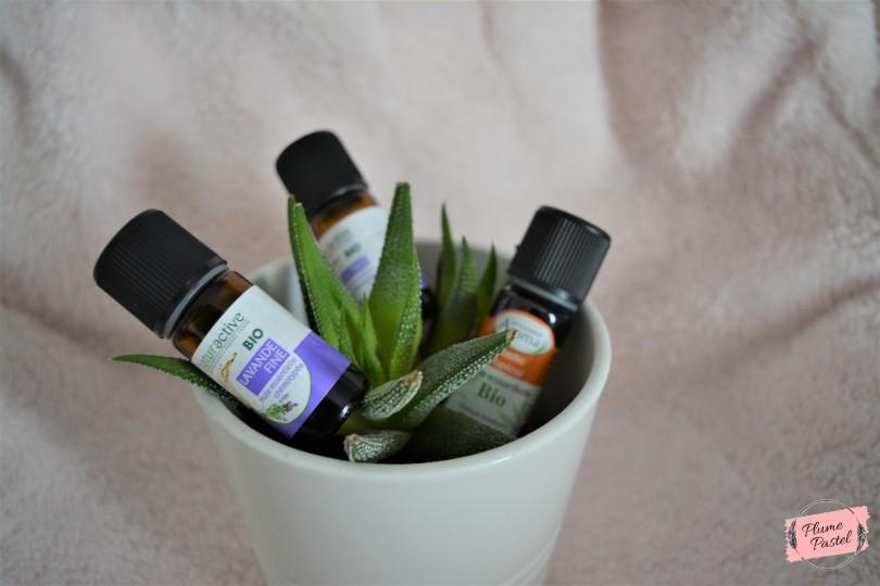 Se débarrasser des pellicules grâce aux huiles essentielles