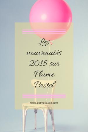 plume pastel, blog lifestyle, blog 2018, blog développement personnel