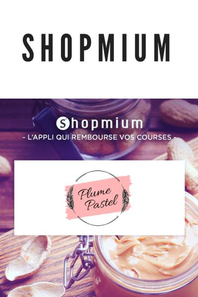 image pinterest, shopmium, courses remboursées
