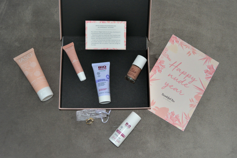 La beautiful box new nude
